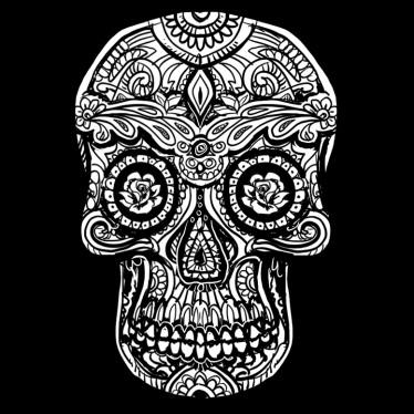 Skull vector $ 10