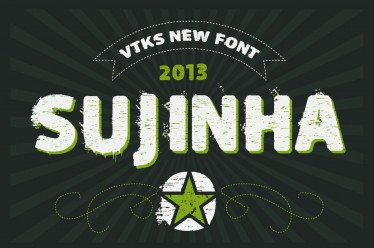 Sujinha Vtks font ( new )