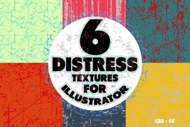Illustrator distress patterns
