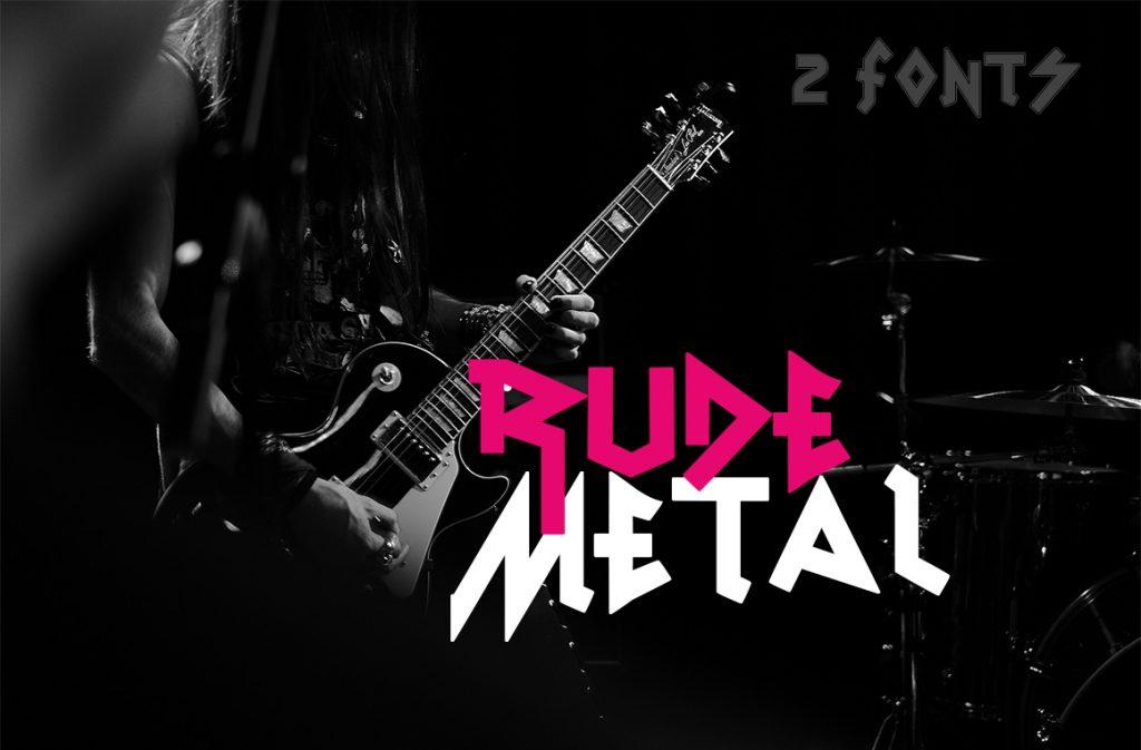 rude-metal