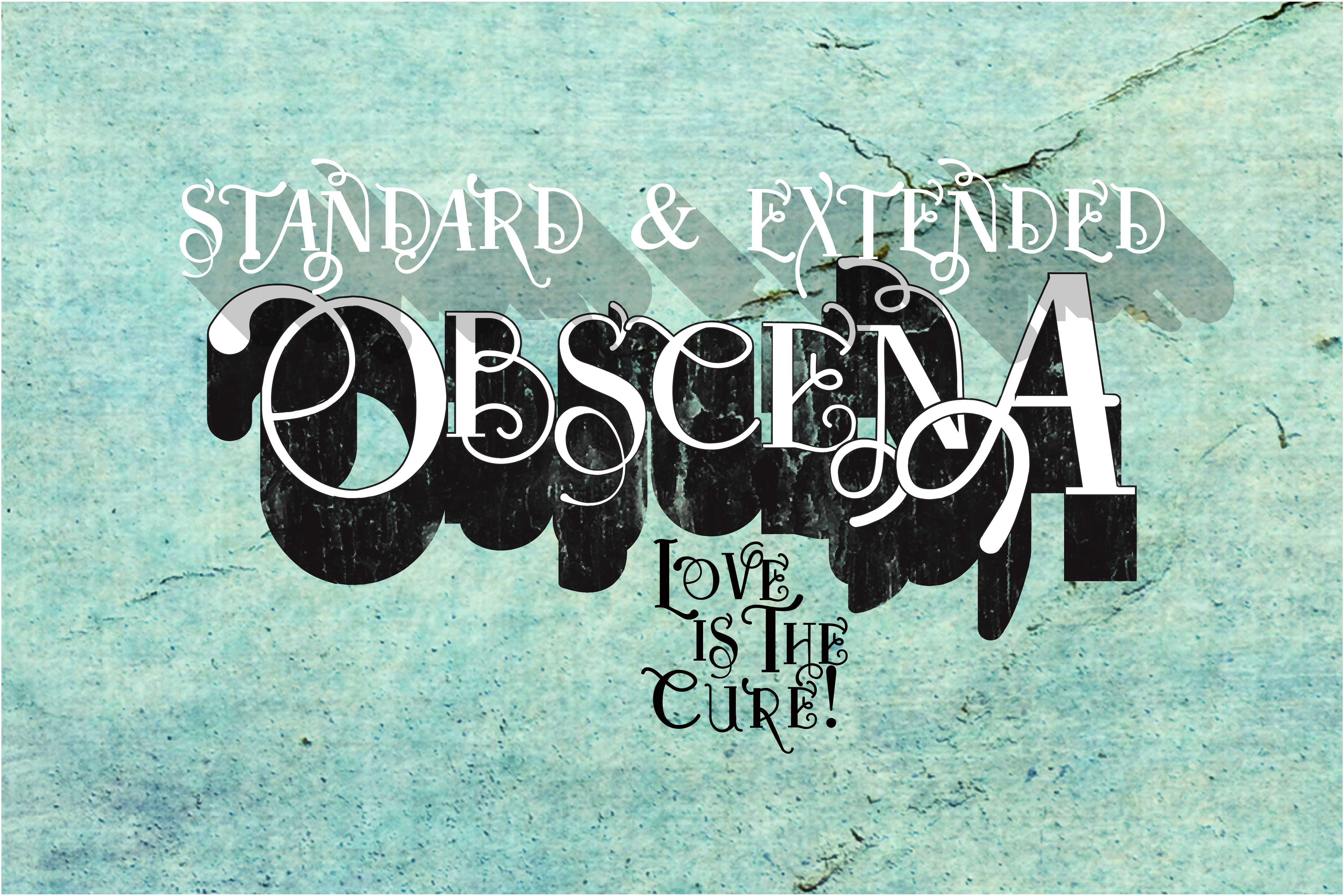 obscena
